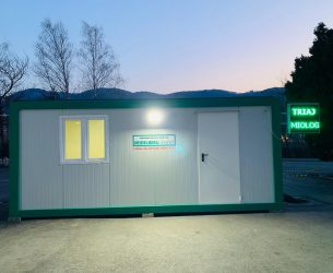 CONTAINER SALON MEDICAL