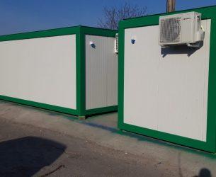 Container cu AC