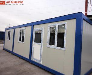 Container monobloc 9m birouri maistri.