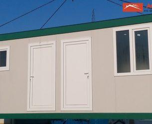 container monoloc verde
